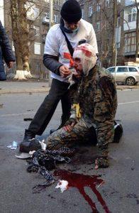 Юрій Каплета, Революція Гідності - лютий 2014