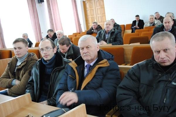 народний депутат України Олег Мусій звітує у Сокалі