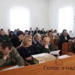 на сесії Сокальської міської ради
