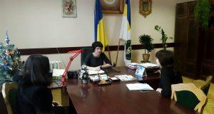 начальник Сокальського відділення Червоноградської ОДПІ Наталія Жолудєва