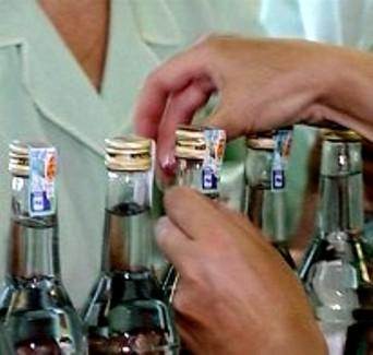 В Сокалі торгували алкоголем без документів