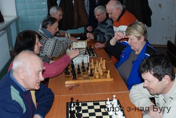 В Сокалі провели шаховий турнір, який приурочили пам'яті Героїв Небесної Сотні