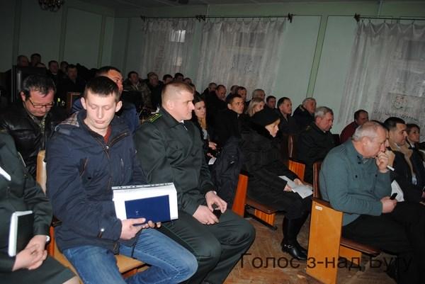 Відбулися збори трудового колективу Сокальської ДЛГП «Галсільліс»
