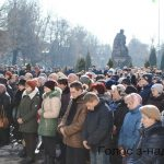 В Сокалі відбувся вічер-еквієм до дня пам'яті кривавих подій на Майдані