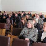 в Тартаківській школі відбулася нарада по обговоренню питання щодо створення об'єднаної територіальної громади