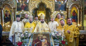 ікона у Первятицькій церкві