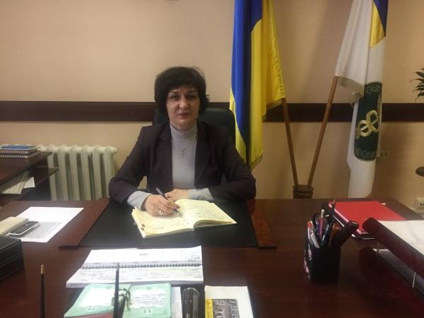 Н.Жолудєва, завідувач Сокальської ОДПІ