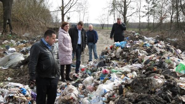 сміття зі Львова