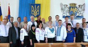 Депутати на сесії 18 травня