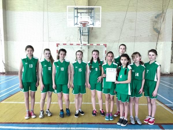 баскетболістки з Сокаля