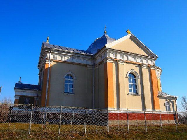 Церква в Куличкові