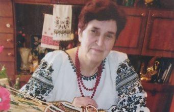 Надія Мельник - сокальська писанкарка