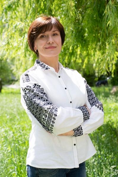 Ольга Ровецька – писанкарка