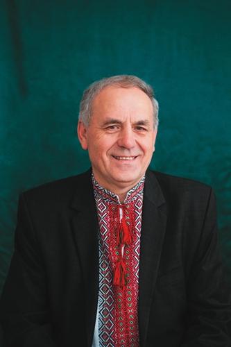 директор Домашівської школи Богдан Петрашкевич