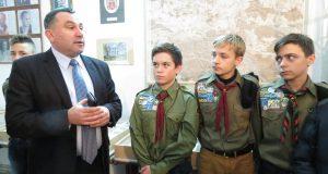 В історико-краєзнавчому музеї «Сокальщина» була виставка, присвячена національно-визвольній боротьбі