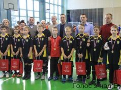 Учні ДЮСШ «Соколяни» на міжнародному турнірі в Грубешові
