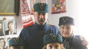 Аркадій Назарович у Волицькій школі