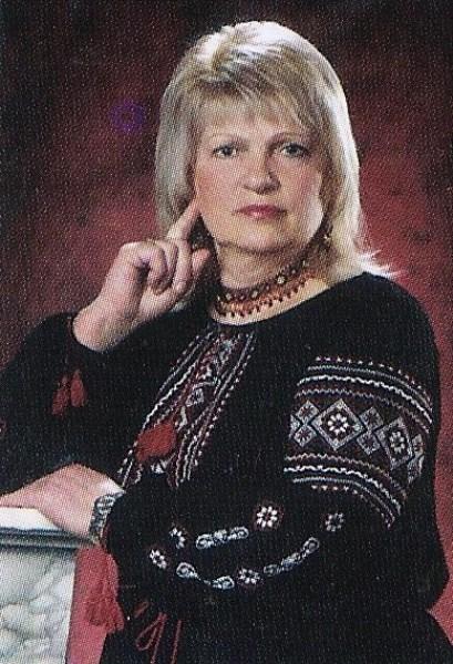 Ольга Голузинець