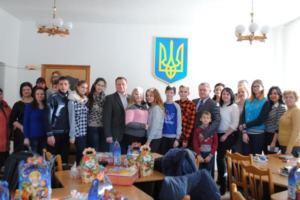 Діти з Донецька
